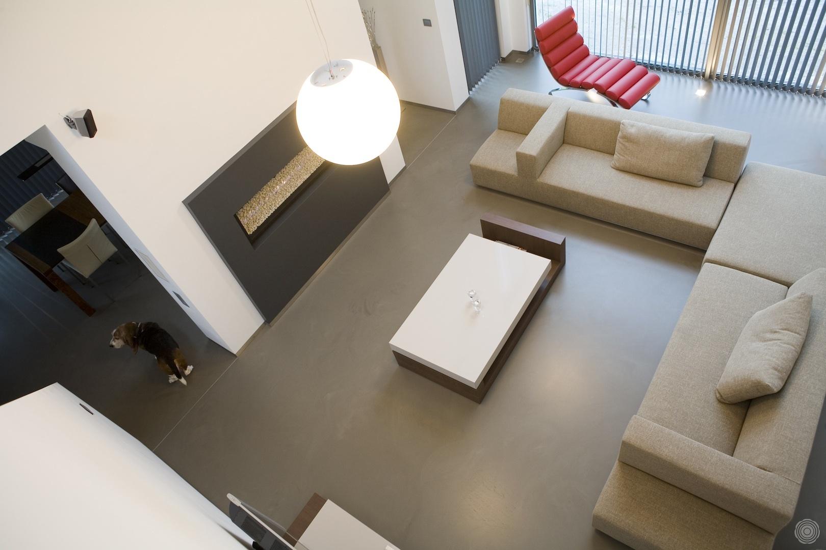 door optimaal gebruik van kleur ontstaat een warm interieur
