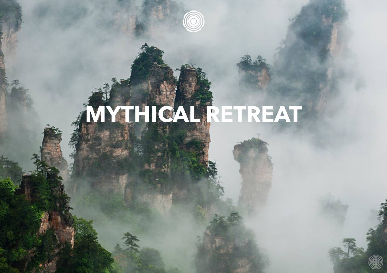 Theme: Mythical retreat