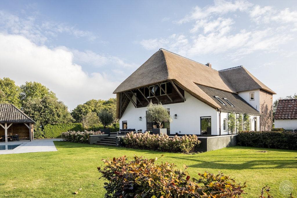 Landelijke villa | SENSO Gietvloeren