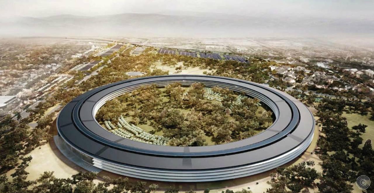 Senso Apple kantoor