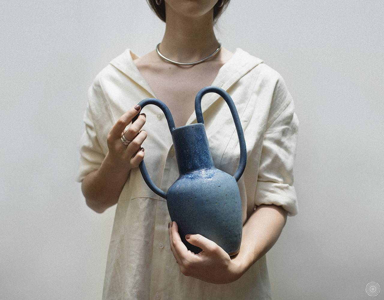 Classical-Meets-Contemporary Ceramics by Nicolette Johnson