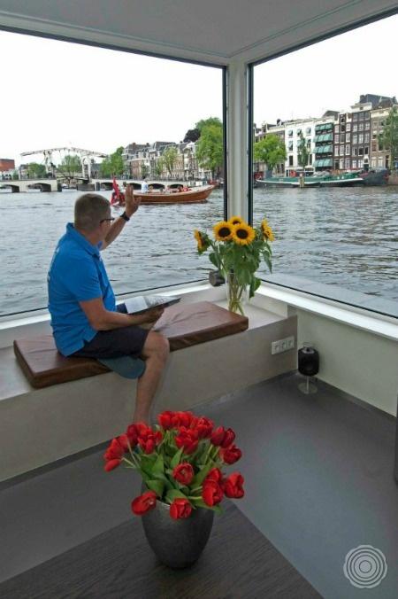 SENSO | Gietvloer woonboot