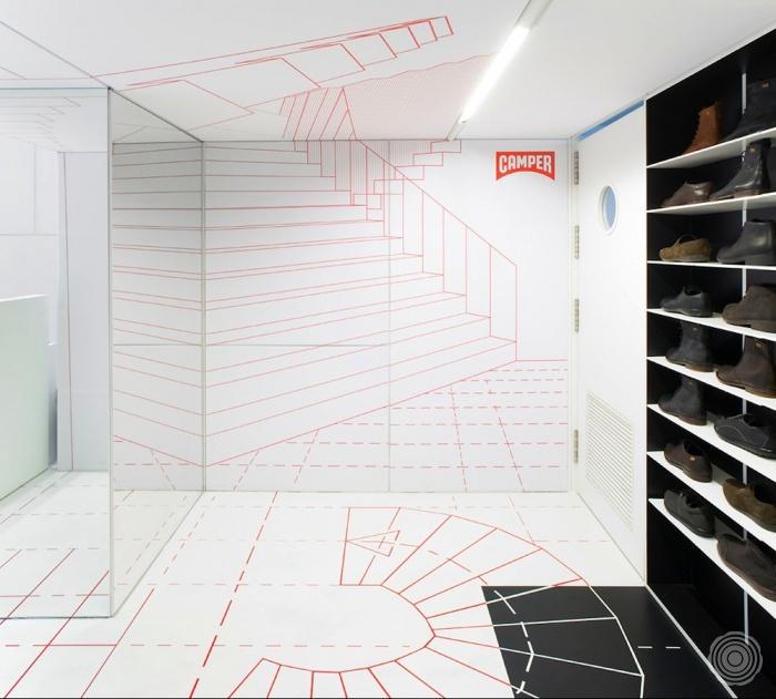 lyon en rome de eerste winkels volgens dit concept zijn geop