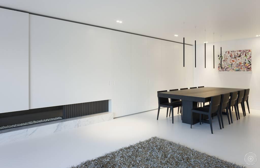 Keuken Gietvloer Marmer : Gietvloer eenheid in je interieur senso gietvloeren